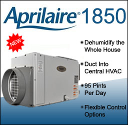 Check out the Aprilaire 1850 whole house dehumidifier