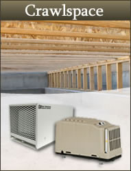 Compare Crawl Space Dehumidifiers