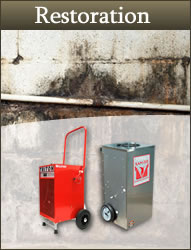 Compare Restoration Dehumidifiers